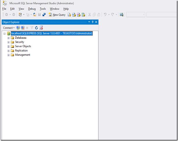 SQL EXPRESS 2